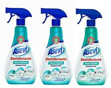 DESINFECTANTE MULTIUSOS ASEVI PISTOLA 750ML