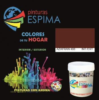 COLOR AZAFRAN 408 INT/EXT 1KG