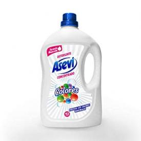 DETERGENTE ASEVI COLORES 2940ML