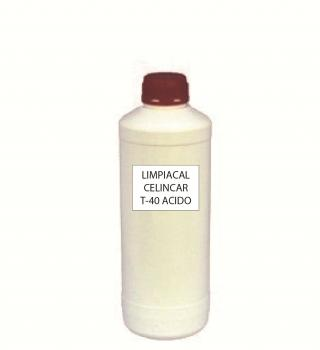 ANTICAL CELINCAR T-40 ACIDO 1L